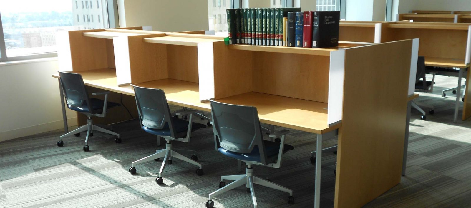 Law Library Furniture